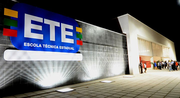 Cursos Técnicos ETEs 2018
