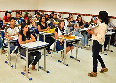 Cursos Técnicos Escolas Técnicas Estaduais 2018