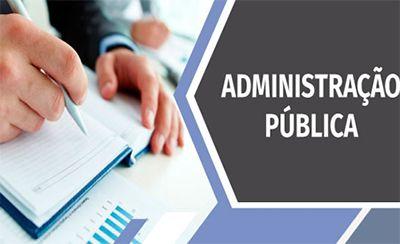Faculdade Administração Pública EaD 2018