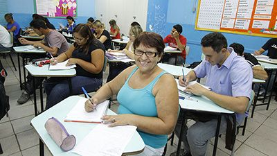 Inscrições Abertas EJA Sesc 2018