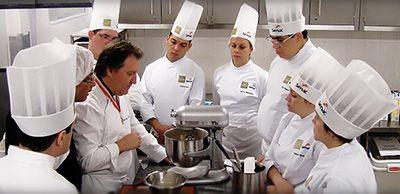 Inscrições Cursos de Qualificação Senac Gastronomi