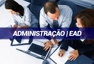 Inscrição Curso Técnico em Administração EaD Senac 2019