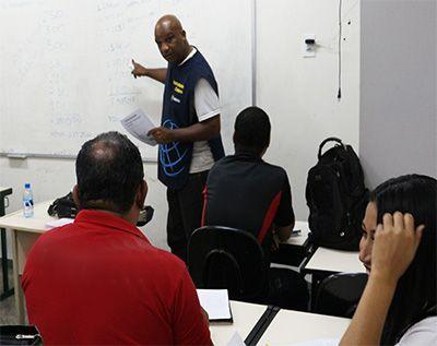 Inscrições Cursos Técnicos e Especializações Cetam 2019