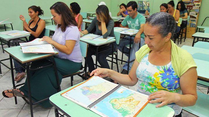 Inscrições para Ensino Infantil, Fundamental e EJA 2018