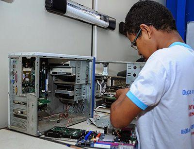 Reparador de Microcomputador o que faz