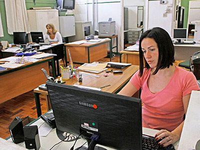 Técnico em Secretaria Escolar o que faz