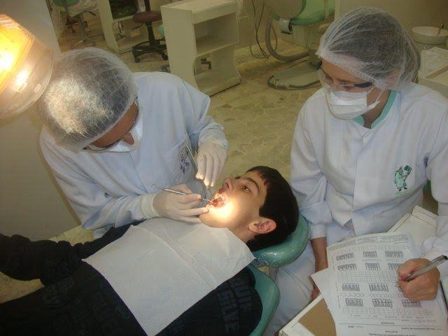 técnico em saúde bucal inscreva-se