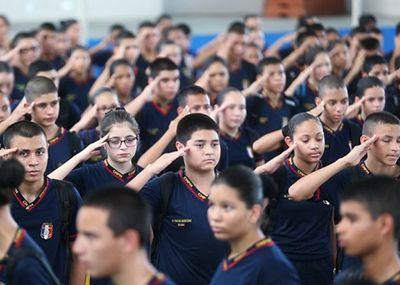 Colégio Militar do Corpo de Bombeiros 2019