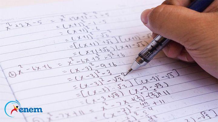 Como Estudar Matemática para o Enem 2018