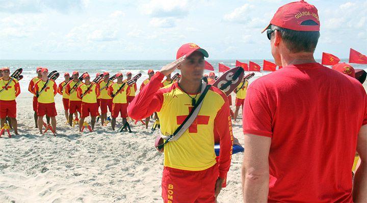 Corpo de Bombeiros oferece Centenas vagas para Salva-Vidas 2019