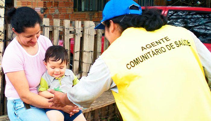 Curso Gratuito de Agente Comunitário de Saúde