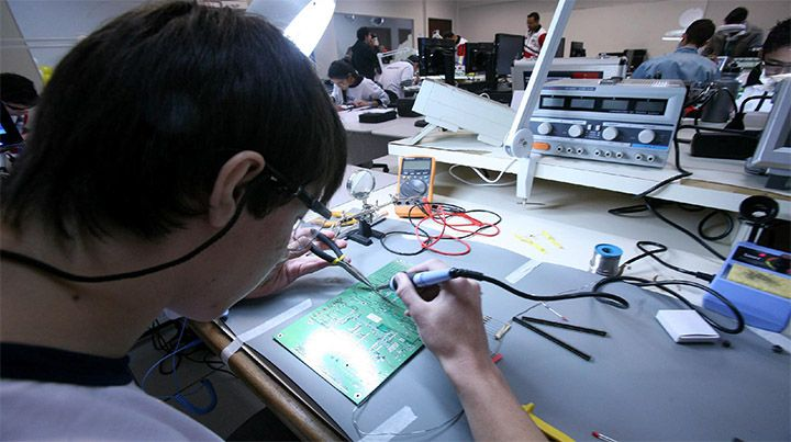 Curso Gratuito de Técnico em Eletrotécnica 2019