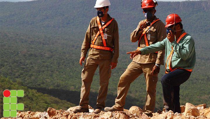 Curso Gratuito de Técnico em Mineração 2019