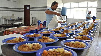Curso de Agente de Alimentação Escolar Senac PSG 2018
