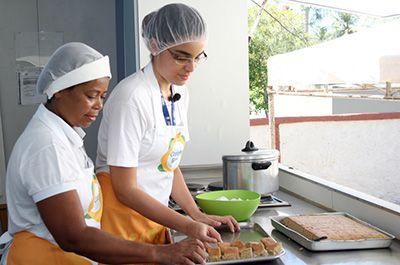 Inscrição Curso Gratuito de Agente de Alimentação Escolar Senac PSG 2018