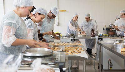 Inscrição Curso de Auxiliar de Cozinha Gratuito Senac PSG