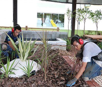 Inscrição Curso Gratuito Jardinagem e Paisagismo Senai 2019