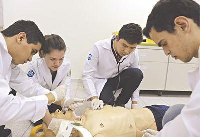 Inscrição Cursos Técnicos Saúde 2019