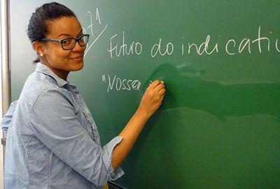 Licenciatura Gratuita em Letras Português-Inglês