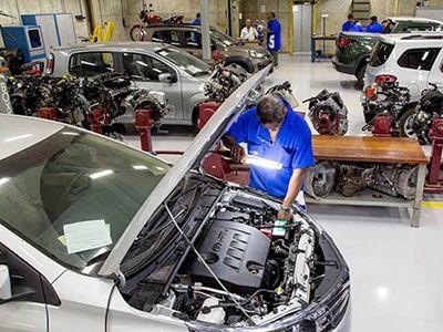 Manutenção Mecânica de Automóveis o que faz