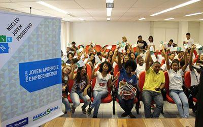 Parque Social Inscrição Jovem Aprendiz Empreendedor