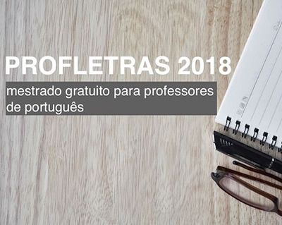 Profletras 2019 Edital