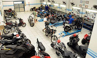 Salário de Mecânico de Motocicletas