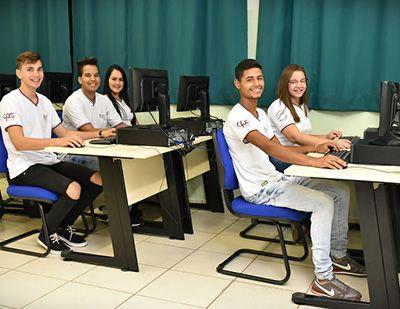 Curso Técnico em Desenvolvimento de Sistemas 2019 Inscrição