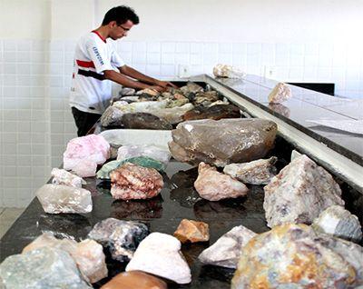 Técnico em Geologia o que faz