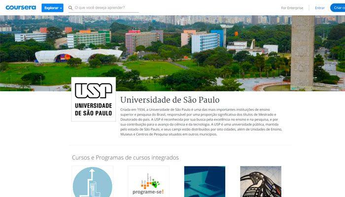 Cursos Online Com Certificado USP 2019