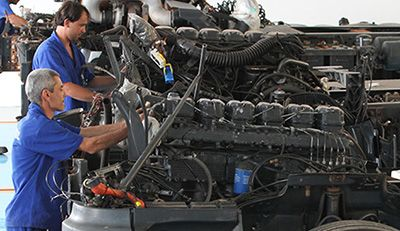 Inscrição Curso Gratuito de Montador de Motores a Diesel Senai 2019