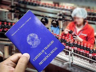 Vagas Temporárias Coca-Cola 2019