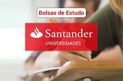Bolsas Santander 2019