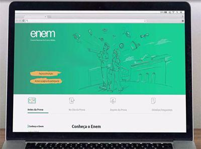 Como Acessar Página do Participante Enem