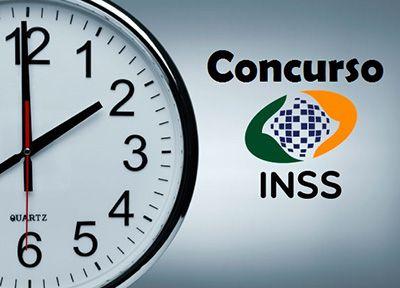 Concurso INSS 2018