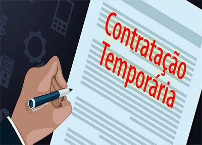 Contratação Temporária 2019