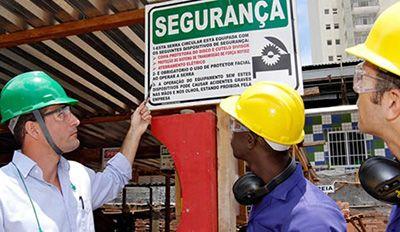 Curso Técnico em Segurança do Trabalho da Secretaria da Educação