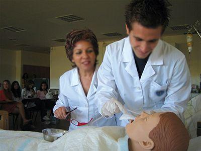 Curso de Licenciatura em Enfermagem