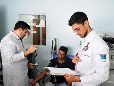 Inscrição Mais Médicos