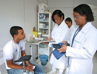 Inscrição Programa Mais Médicos