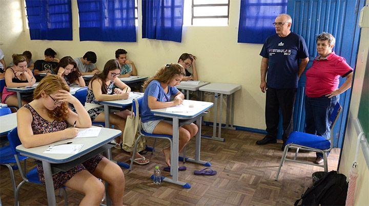 Inscrições Escolas Estaduais RS 2019