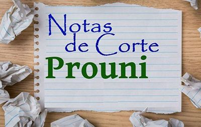 Nota de Corte Pedagogia Prouni