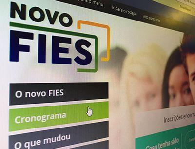 Novo Fies 2019