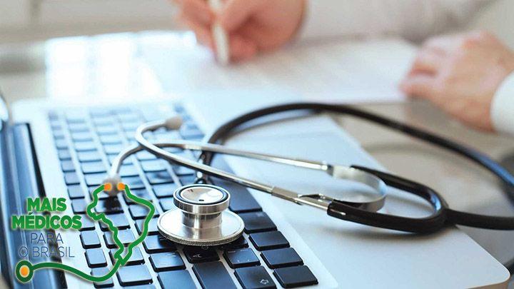 Site Mais Médicos