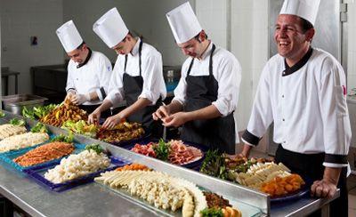 Técnico em Cozinha Salário
