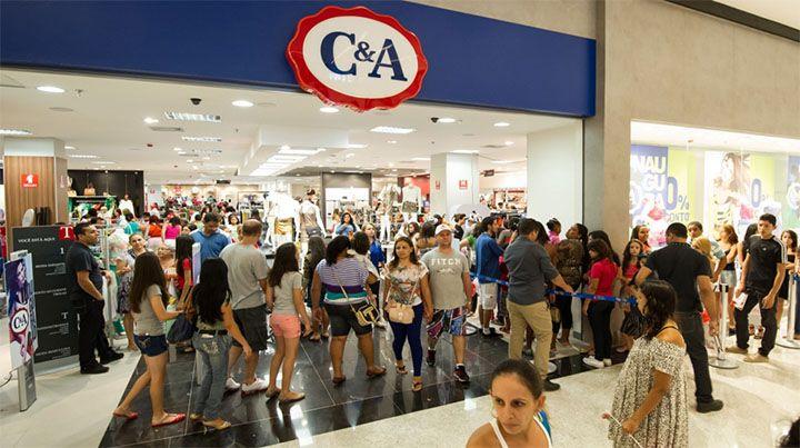 C&A abre mais de 5 mil Vagas de Emprego Temporárias