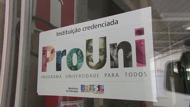 Faculdades que aceitam o Prouni