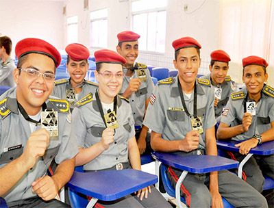 Colégio Militar Tiradentes Seletivo 2019