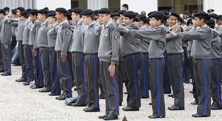 Colégios Militares SC 2019
