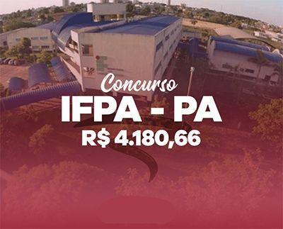 Concurso IFPA 2019